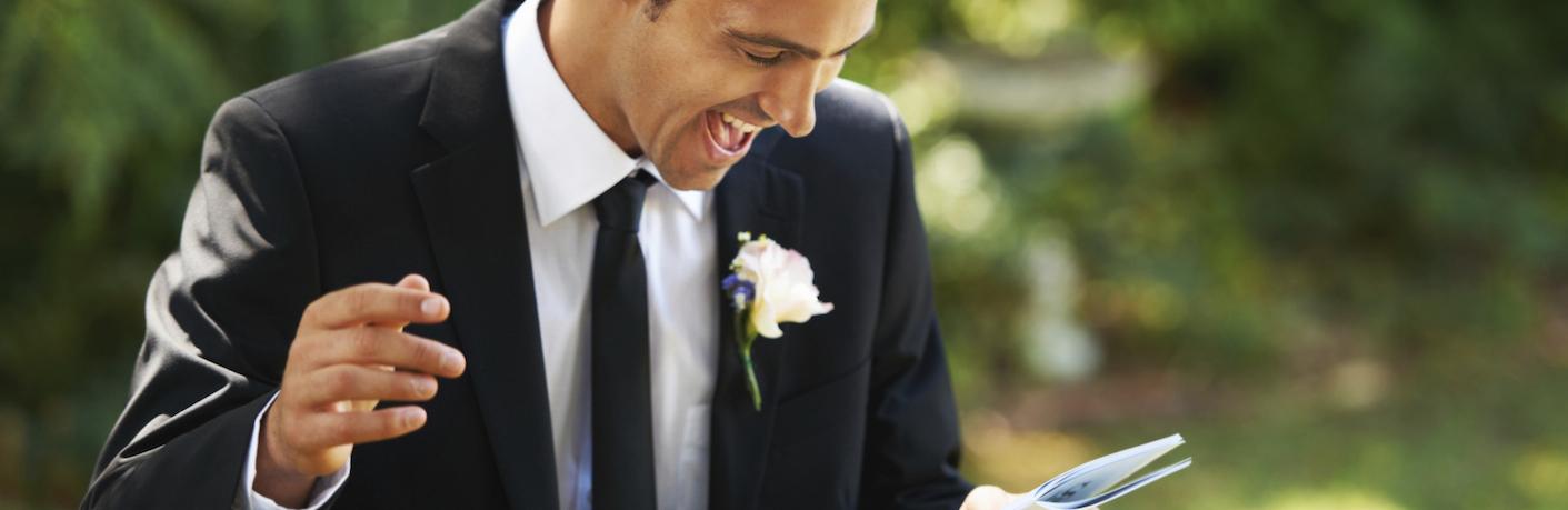 Testimone di nozze?
